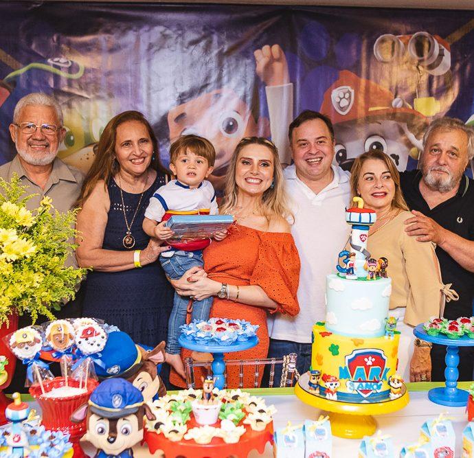 José Gilberto Oliveira, Goyce Oliveira, Mark Filho, Renata Viana, Mark Viana, Beatriz E Emanuel Vaiana