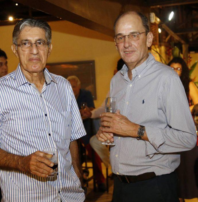 Jose Hissa E Leonardo Vieira