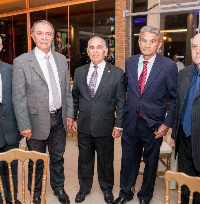 Jose Maria Chagas, Cel Gilson Liberato, Cel Menezes, Cel Paz E Cel Pedro Alberto