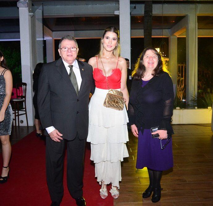 Juarez Leitão, Wana Soares E Elizabeth Schulz
