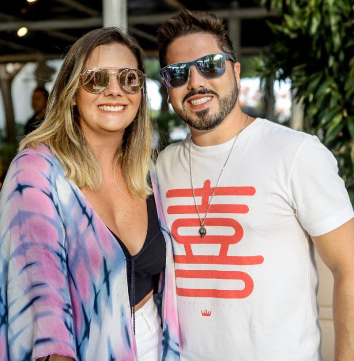 Juliana Ramalho E Felipe Buscon