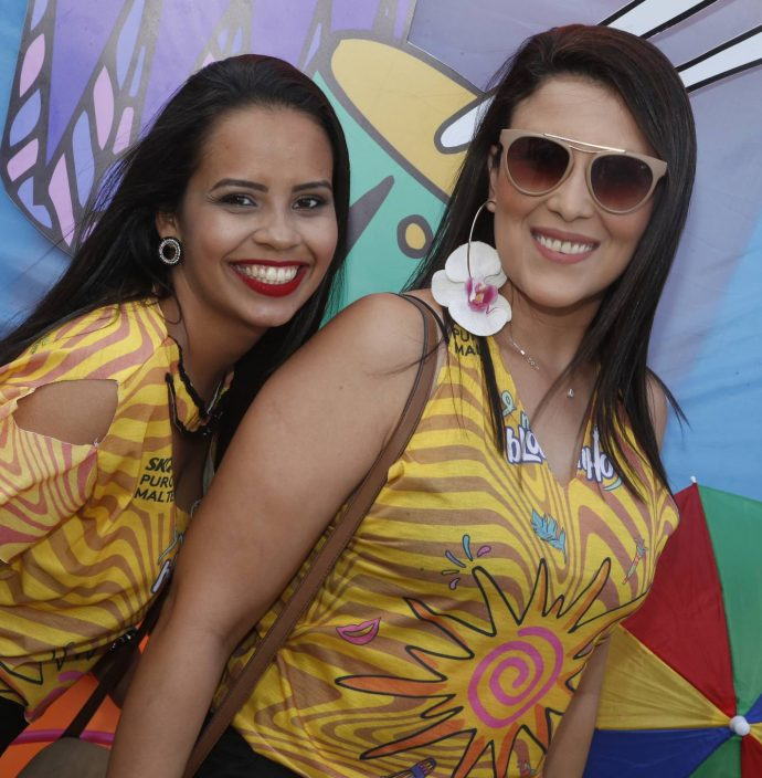 Juliana Sampaio E Andrea Oliveira
