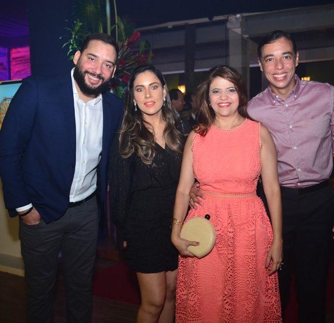 Júnior Gadelha, Érika Gadelha, Ana Paula Araújo E Leonardo Araújo