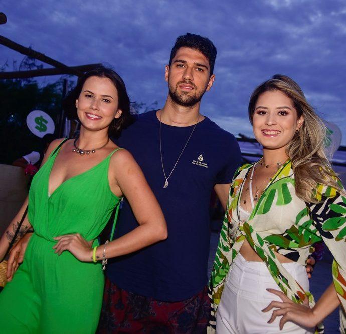 Kamila Falcão, Mateus Lira, Vitória Viana