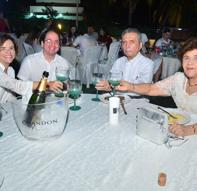 Karine Magalhães, Igor Vieira, Ormelito E Maria Lúcia Magalhães