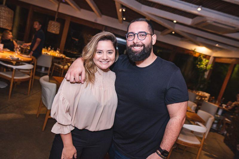 experiência gastronômica - Chef Ivan Prado pilota degustação do novo cardápio do Zoi Restaurante
