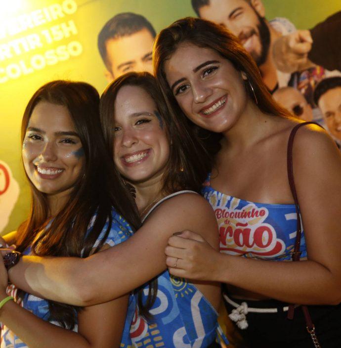 Lara Maria, Livia Mota E Ana Leticia
