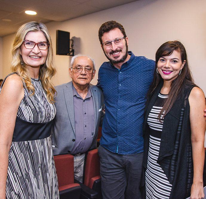 Laura Paiva, Ananias Magalhaes, Rodrigo Leite E Raquel Leite