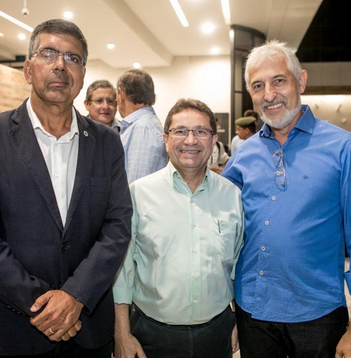 Lauro Chaves, Alcir Porto e Lauro Martins