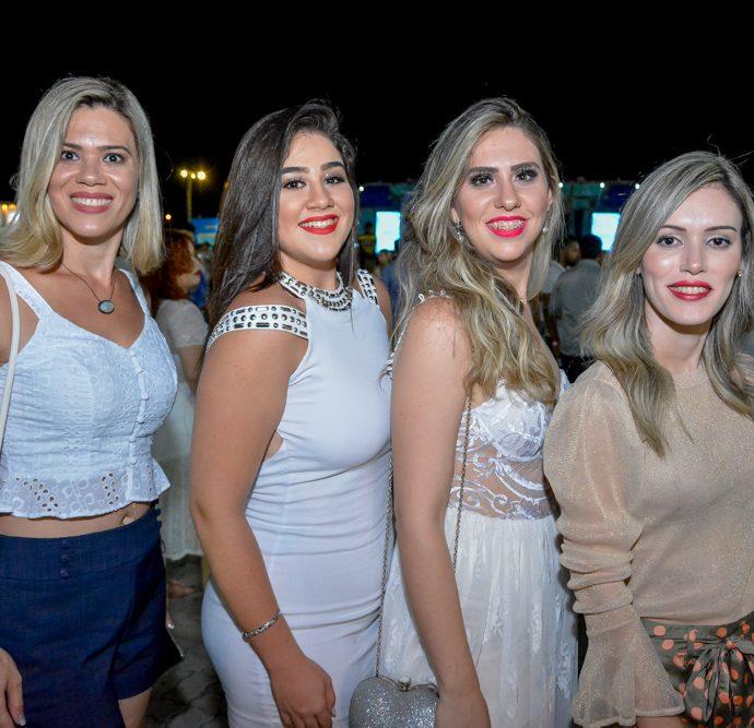 Lea Lima, Bianca E Vanlesca Lima E Cida Ricarte