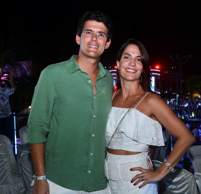 Leandro e Bruna Thevenard