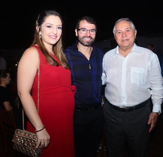 Leane De Paula Pessoa, Tomás Figueiredo Filho E Roberto Otto