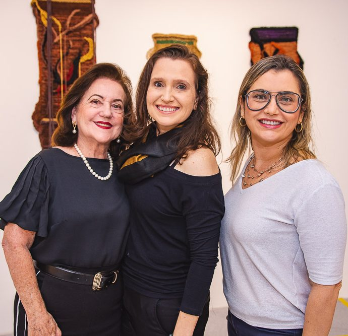 Ligya Hiluy, Andrea Dallolio E Veridiana Brasileiro