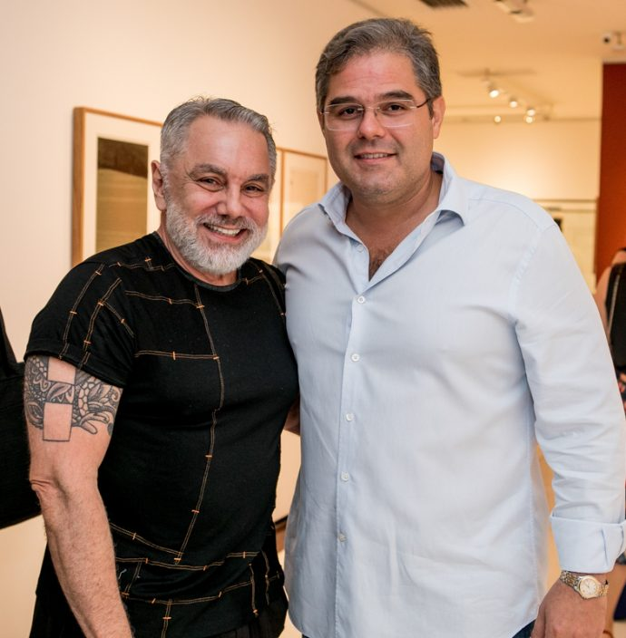 Lino Villaventura E Edson Queiroz Neto