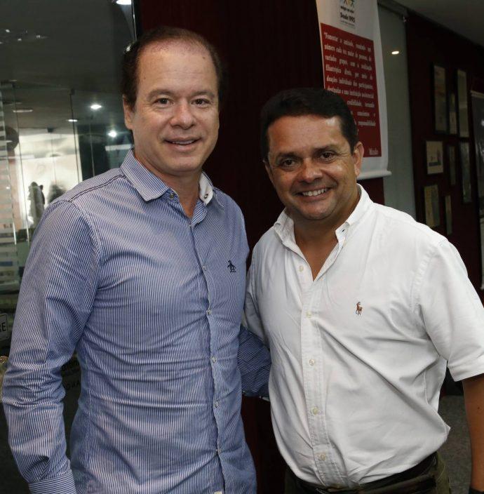 Lisandro Fujita E Germano Albuquerque
