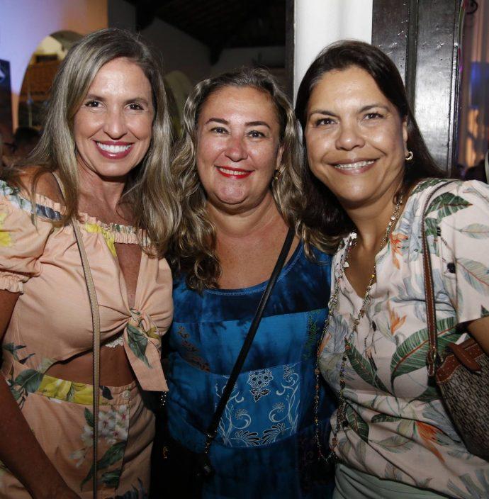 Lorna Vidal, Virginio Canito E Lea Duarte