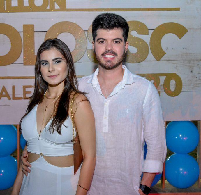 Luana Freitas E Alisson Bessa