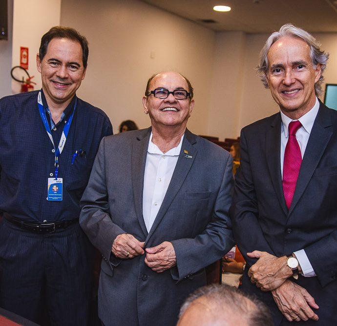 Luis Antonio Rabelo, Jose Boris E Marcos Pompeu