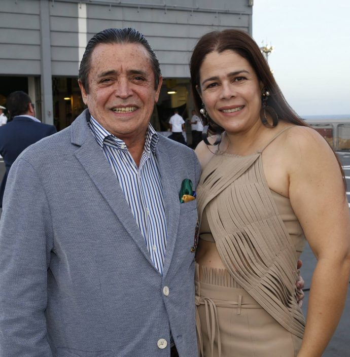 Luiz Carlos E Flavia Castelo