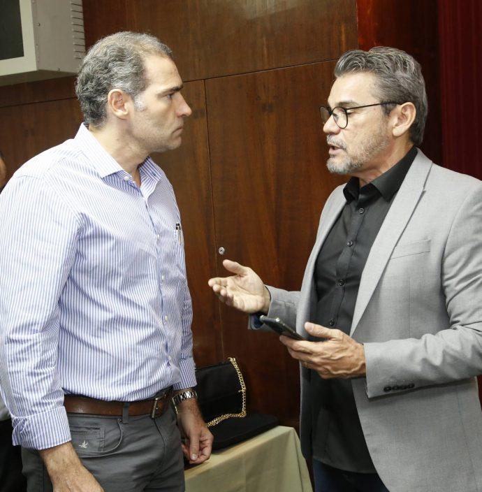 Luis Eduardo Figueiredo E Fred Pinho