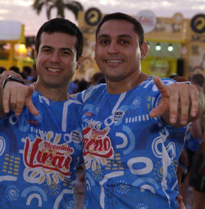 Luiz Neto E Davi Romcy