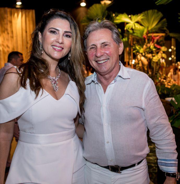Luiza Caminha E Vilmar Ferreira