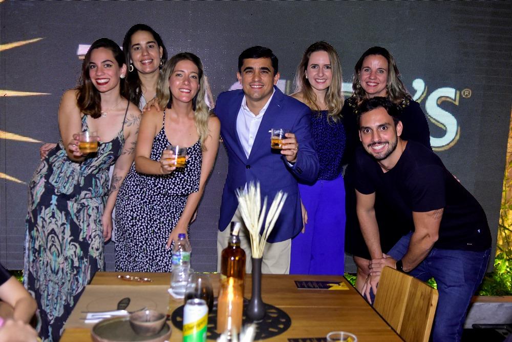 O Mar Menino serve de cenário do jantar harmonizado promovido pela Beam Suntory Brasil