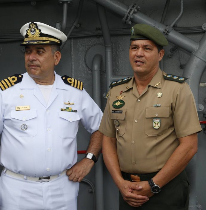 Madson Cardoso E Evangelista Silva