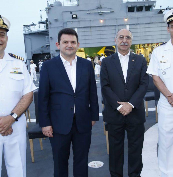 Madson Cardoso, Nabupolazar Feitosa, Romel Almeida E Wilson Conti