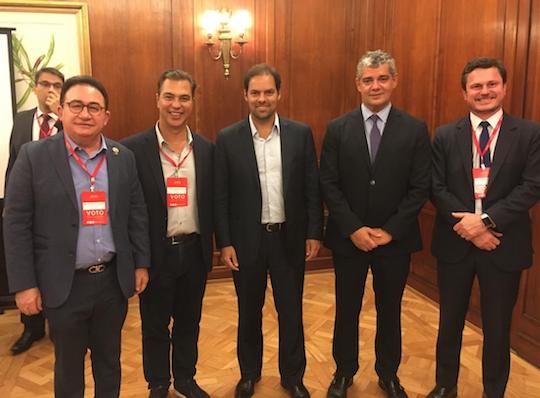 """""""Brasil de Ideias""""reúne empresários e investidores no Copacabana Palace"""