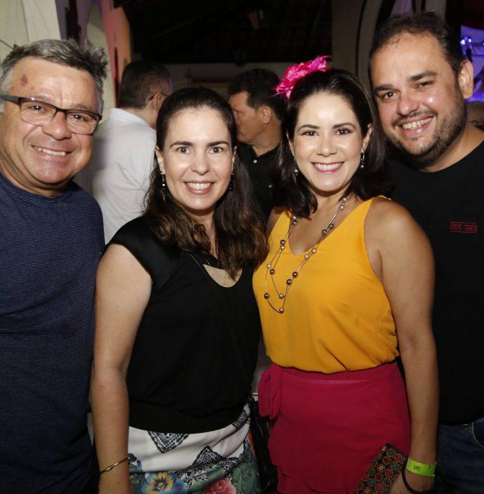 Manuel E Isabel Juca, Elisia E Cesar Borges