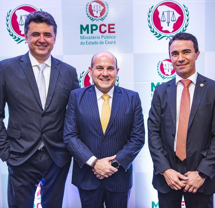Manuel Pinheiro, Roberto Claudio e Placido Rios