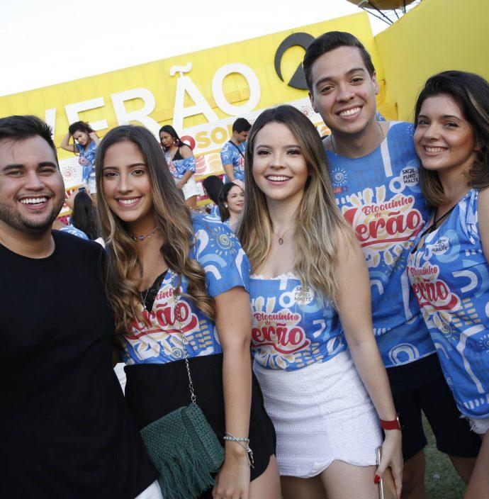 Marcelo Carvalho, Leticia Moura, Ieda Queiroz, Joao Cardoso E Viviane Saldanha