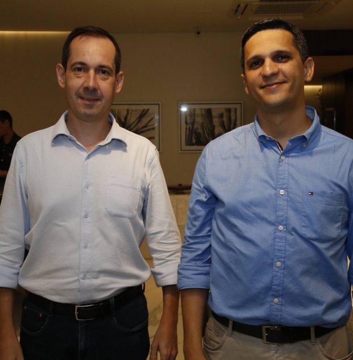 Marcelo Vargas E Roberto Rabelo