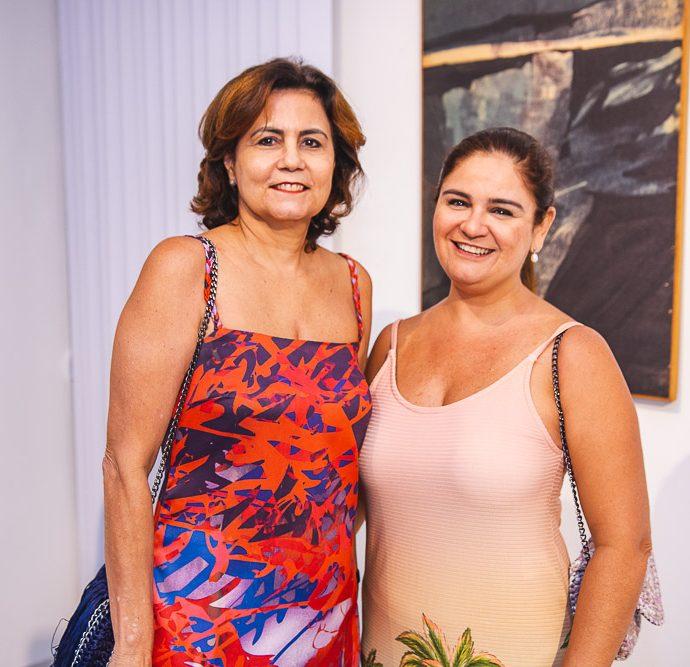 Marcia Cavalcante E Ivina Gadelha