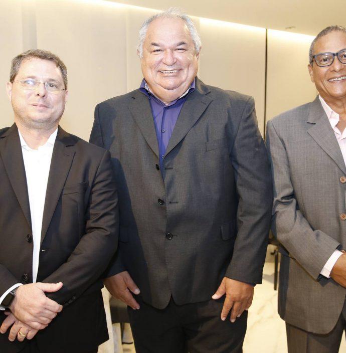 Marcos Frota, Juarez Holanda E Almir Moura
