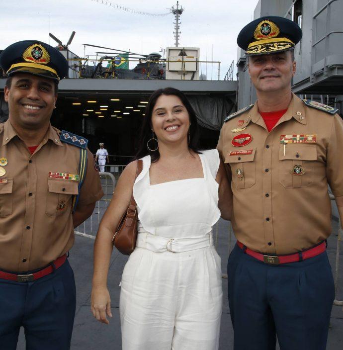 Marcos Lina, Angela E E#duardo Holanda