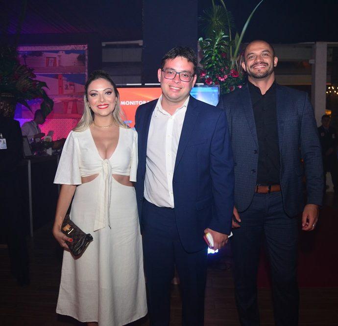 Maria Carolina, Bruno Rosa De Lucena E José Luiz