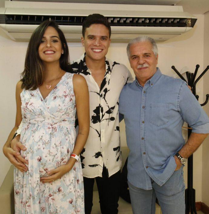 Maria E Marcos Lessa E Pio Rodrigues