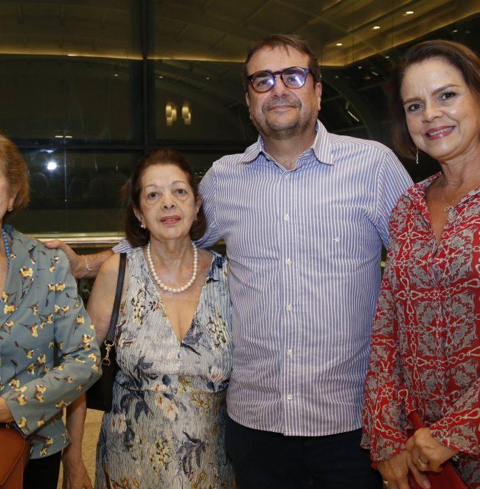 Maria Jose, Veronica De Souza, Jose Leite E Cristine Juca