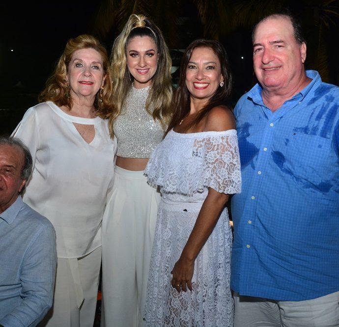 Maria Tereza, Catarina Barbosa, Katiana Passos, Ricardo Barbosa
