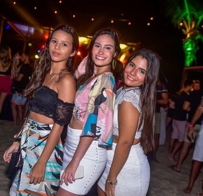 Mariane Bezerra, Lívia Arruda, Mariana Oliveira