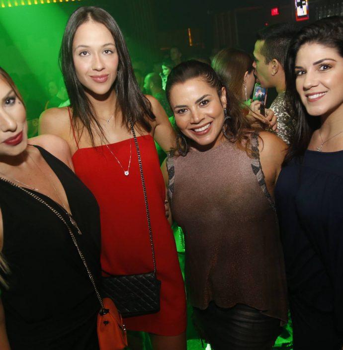 Marilia Recamonde, Giovana Silveira, Carol Azevedo E Natalia Porto