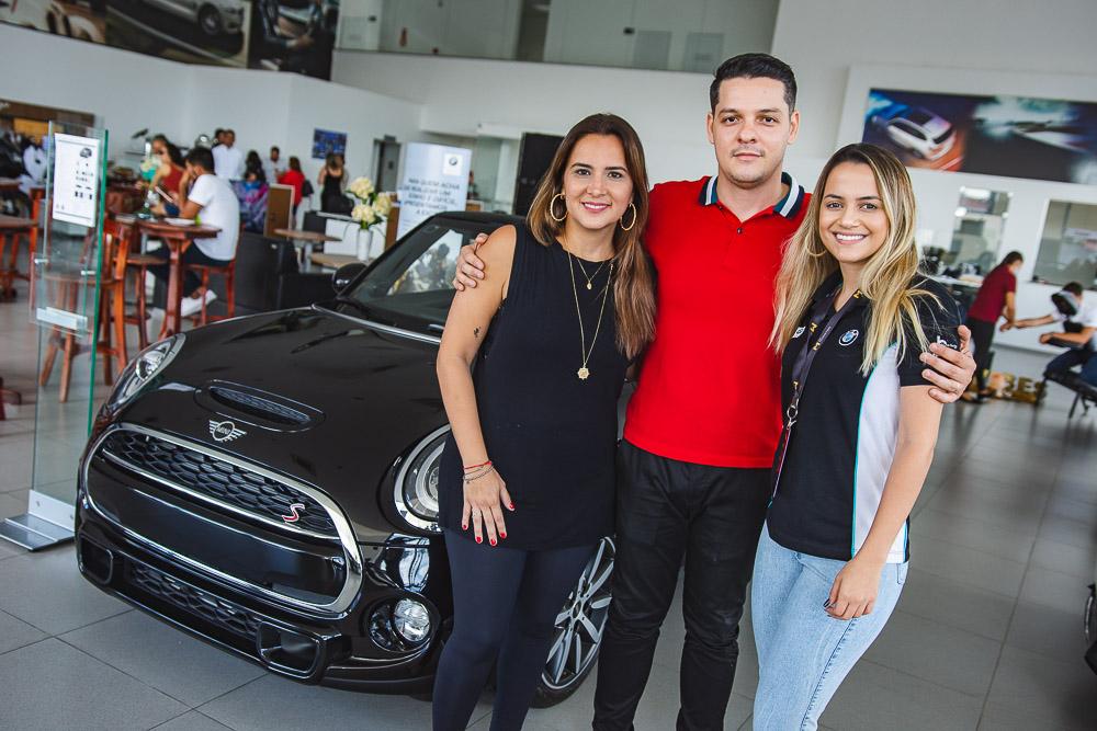 Mini Fest atrai todos os holofotes para o Mini Cooper na Haus Motors BMW
