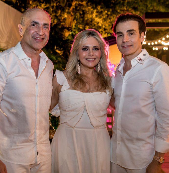 Mario Jorge E Claudia Menescal, Rodrigo Maia