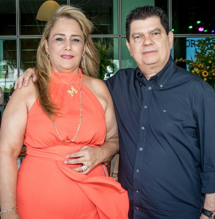 Marise E Mauro Benevides Filho