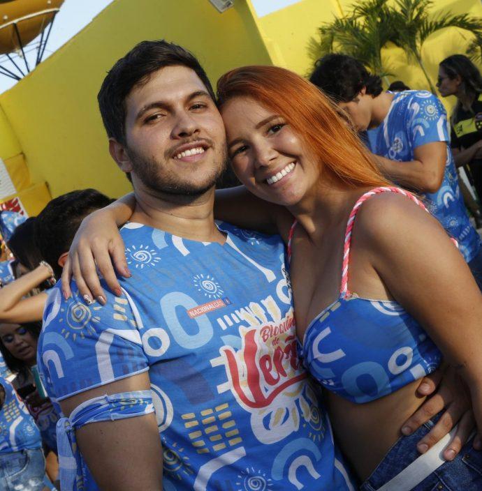 Matheus Aguiar E Samila Lima