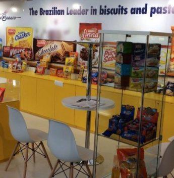 M. Dias Branco leva três marcas de biscoitos nacionais para a ISM, maior feira global do segmento
