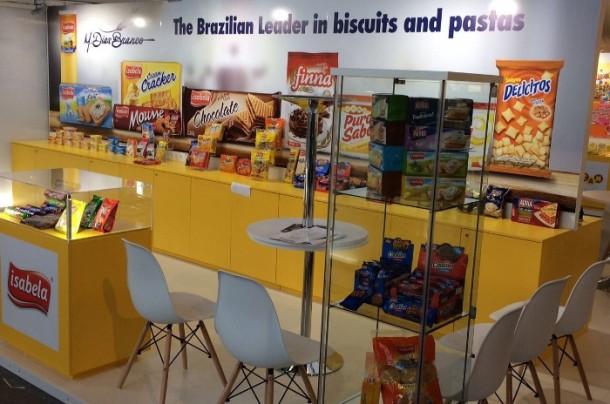 M. Dias Branco participa da ISM, maior feira de biscoitos, snacks e doces do mundo