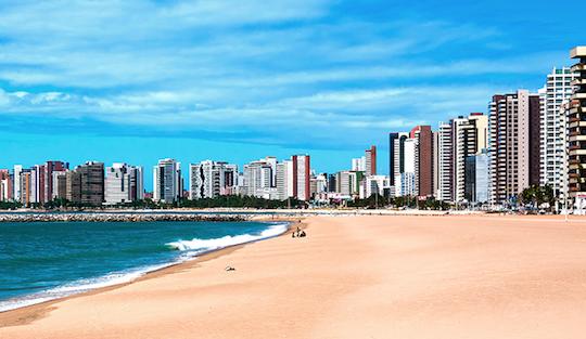 Preço do metro quadrado em 2019 tem retração de 3,7% em Fortaleza